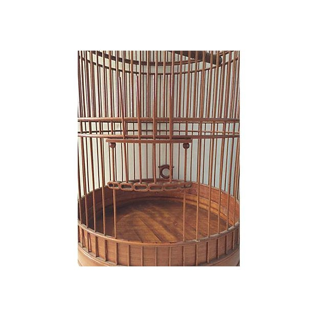 Collapsible Bird Cage - Image 5 of 8