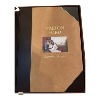Walton Ford Pancha Tantra Taschen Coffee Table Book With Clamshell Case For Sale