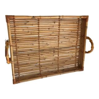 Boho Bamboo Serving Tray