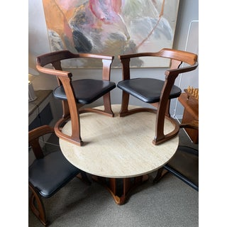 1960s Mid-Century Modern John Keal for Brown Saltman Dining Set - 5 Pieces Preview