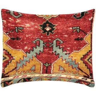 "Nalbandian - Turkish Oushak Pillow - 22"" X 24"" For Sale"