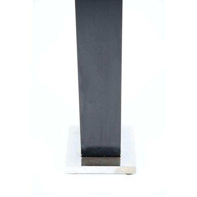 Angelo Lelii Triple Header Column Torchiere Floor Lamp For Sale In New York - Image 6 of 7