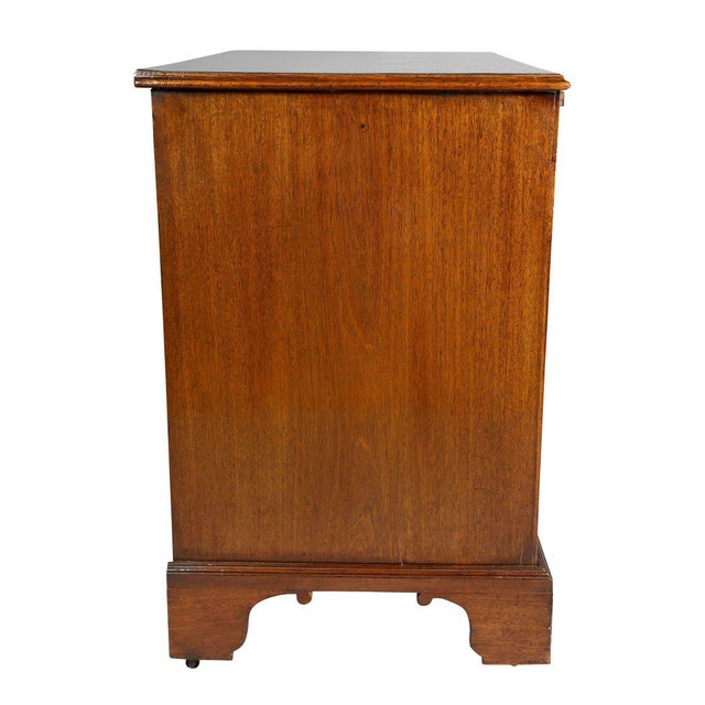 George III Mahogany Bachelors Chest For Sale In Boston - Image 6 of 10