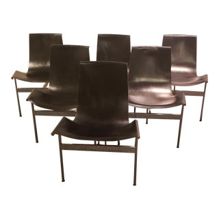 Laverne T-Chairs - Set of 6 For Sale