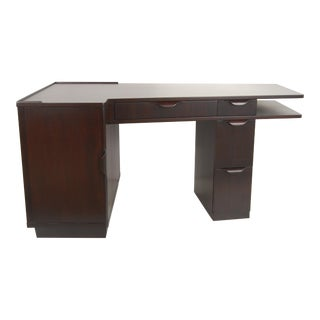 Mid 20th Century Desk by Edward Wormley For Sale