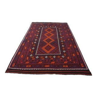Vintage Afghan Kilim For Sale