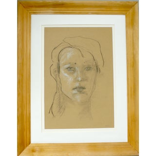 Portrait of the Artist as a Young Woman For Sale
