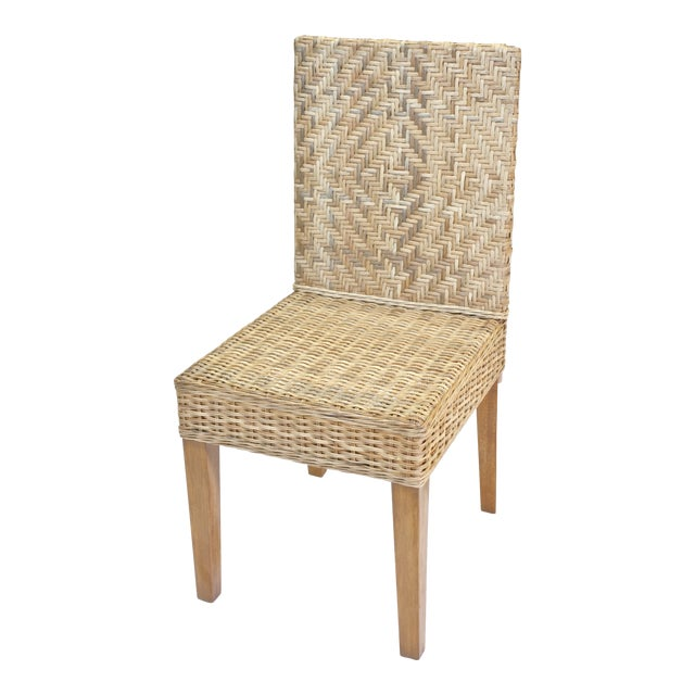 Boca Dining Chair, Natural For Sale