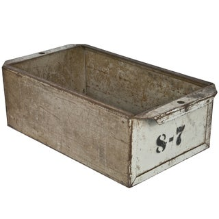Industrial Steel Storage Drawer Bin