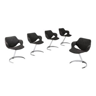 Boris Tabaccof Dining Chairs For Sale