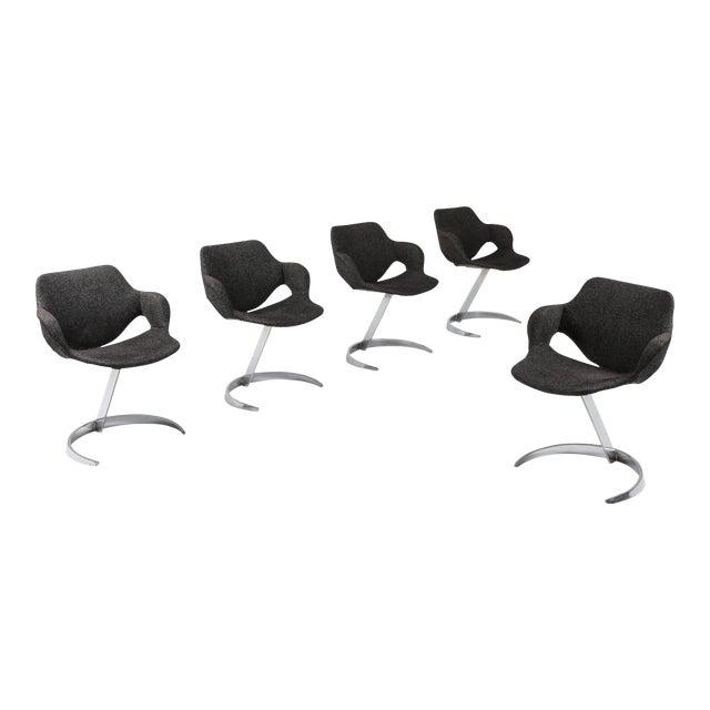 Boris Tabaccof Dining Chairs For Sale