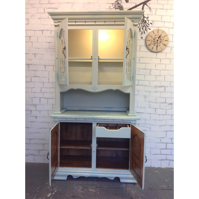 Vintage China & Display Cabinet - Image 3 of 7