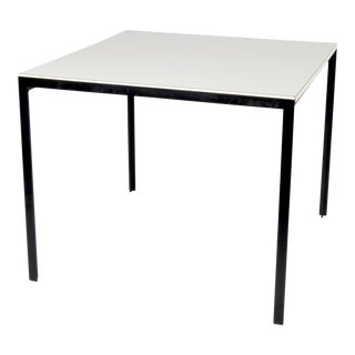 Florence Knoll Angle Iron Dining Table For Sale