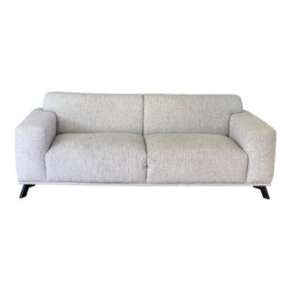 Volu Vanilla Cream Sofa For Sale