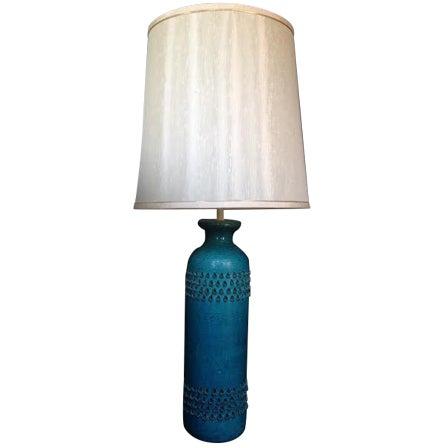 "Aldo Londi for Bitossi ""Lacrima"" Lamp - Image 1 of 5"