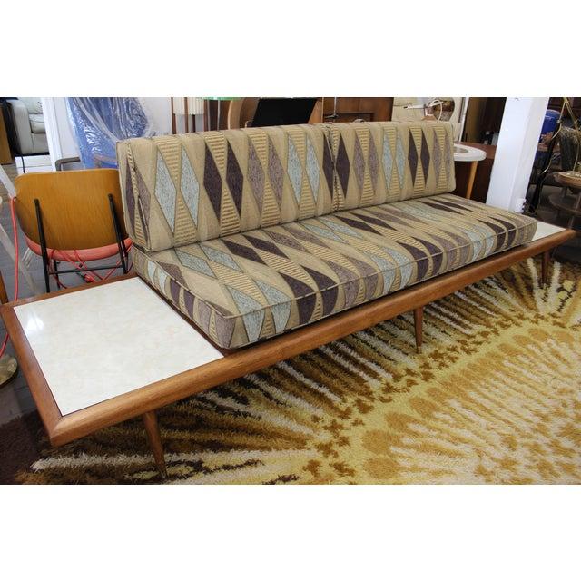 Mid Century Modern Adrian Pearsall Floating Sofa | Chairish