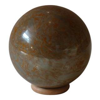 Decorative Marble Orb