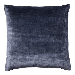 Silk Velvet Box Pillow