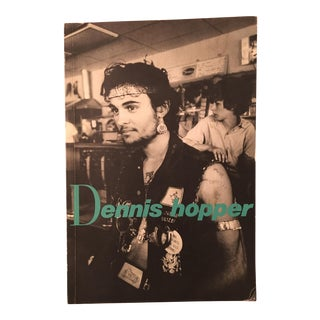 """Dennis Hopper"" Book of Photographs Signed For Sale"