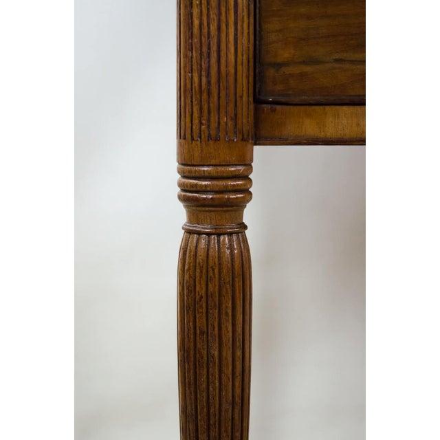 Early 19th Century Antique Regency Secretary Desk For Sale - Image 10 of 13