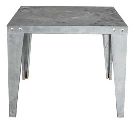Image of Rustic Outdoor Side Tables