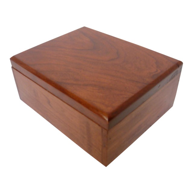 Cedar Storage Box For Sale