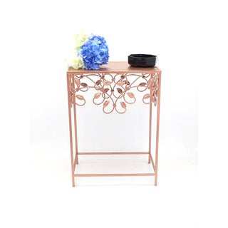 French Style Painted Copper Entryway/Sofa Table Preview