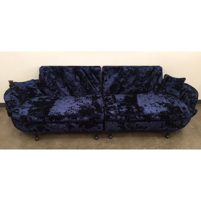 Mid-Century Custom Upholstered Sofa (Final Markdown!) - Image 2 of 11