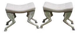 Image of Cottage Low Stools