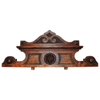 Antique French Cartouche For Sale
