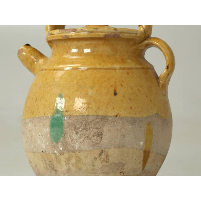 Ceramic Antique French Pottery For Sale - Image 7 of 10