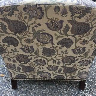 Drexel Jacobean Club Chair Preview