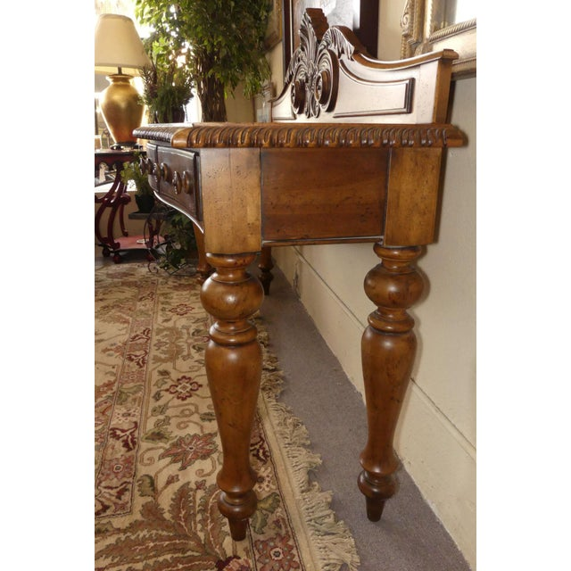 Brown Ralph Lauren British Colonial Sideboard or Server For Sale - Image 8 of 12