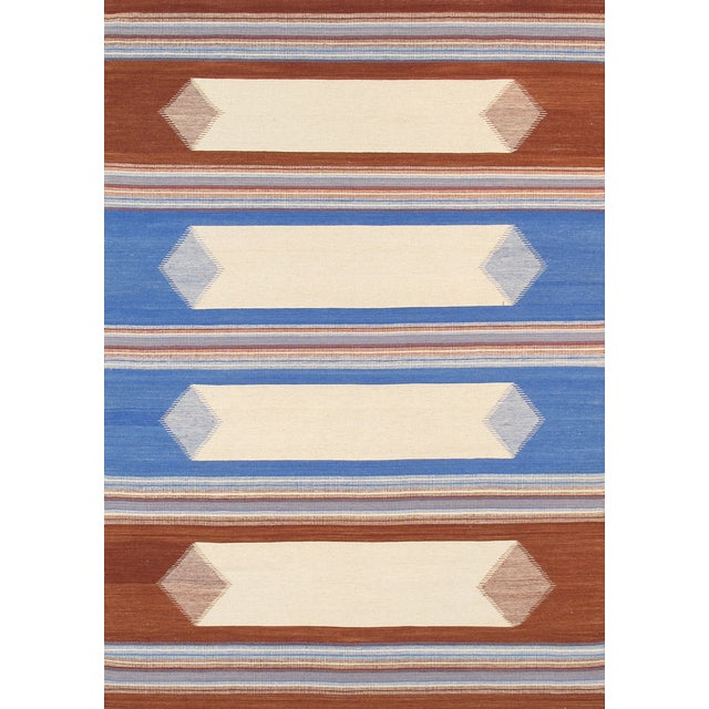Pasargad's Modern Kilim Collection - 5′ × 8′ - Image 1 of 2