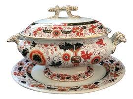 Image of English Traditional Soup Tureens