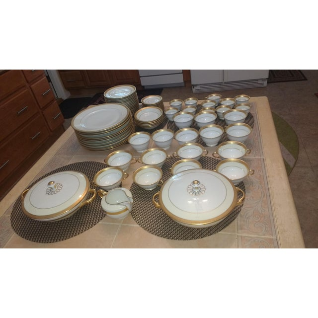 Fine Bone China Dish Set - 67 Pieces - Image 2 of 7
