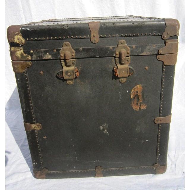 Vintage Steamer Trunk - Image 7 of 7
