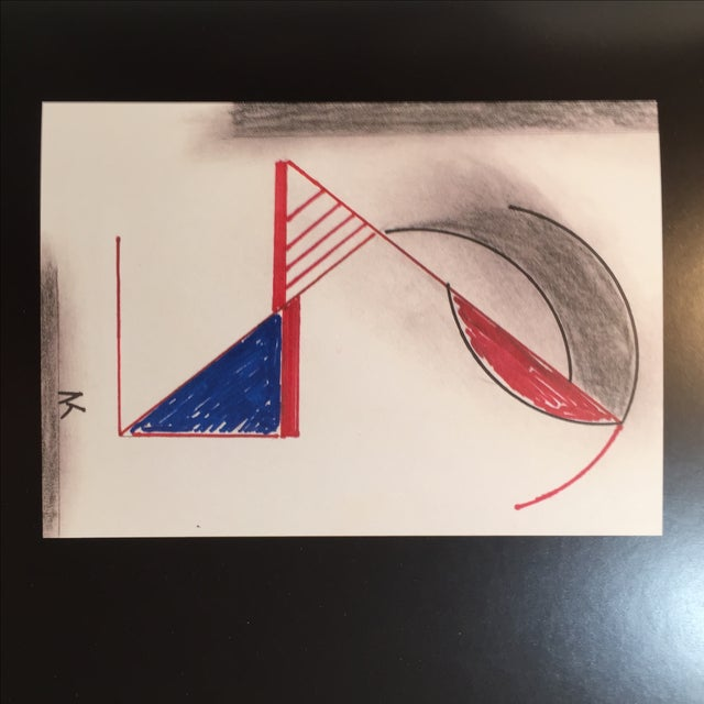 """2016 """"Arthur Carter: The Geometry of Passion"""" - Image 10 of 11"""