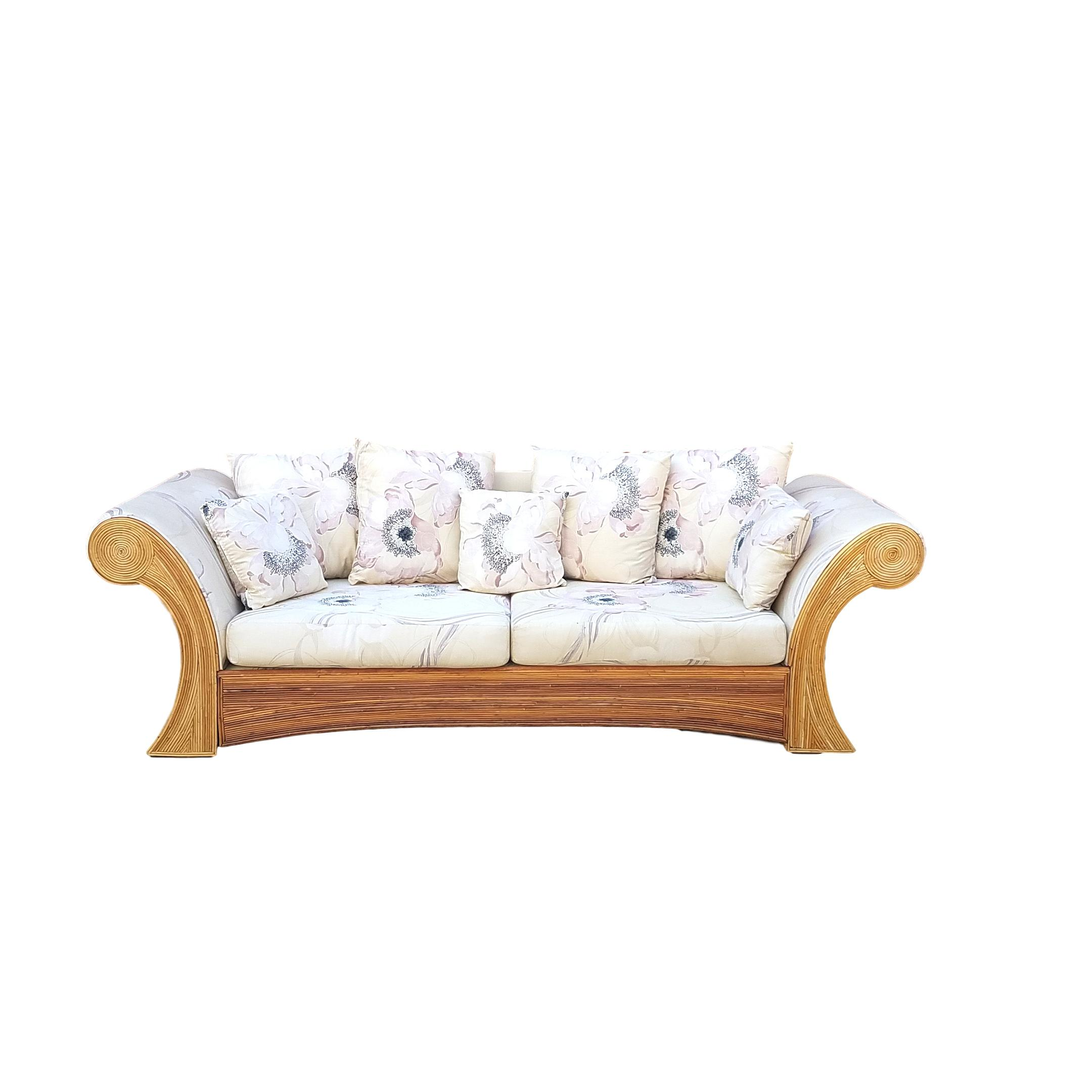 Adrian Pearsall Comfort Designs Pencil Reed Sofa   Image 2 Of 10