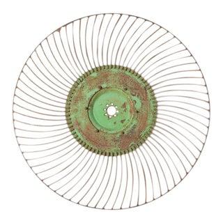 Vintage Harvester Wheel