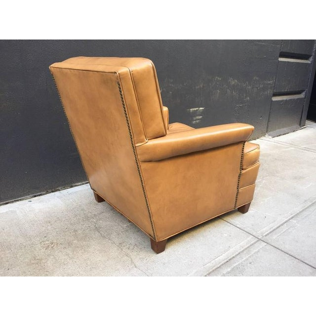 Paul Frankl Style Lounge Chairs - Image 4 of 5