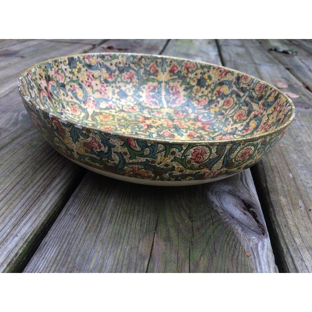 Boho Floral Catch All Bowl - Image 6 of 8