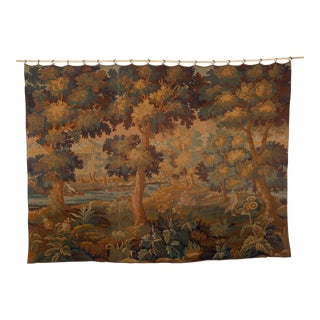 Belgian Traditional Landscape Tapestry For Sale