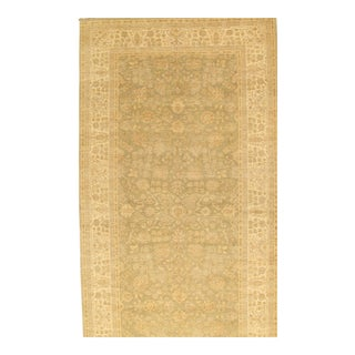 "Pasargad Sultanabad Collection Lamb's Wool Rug- 9' 1"" X 18'"