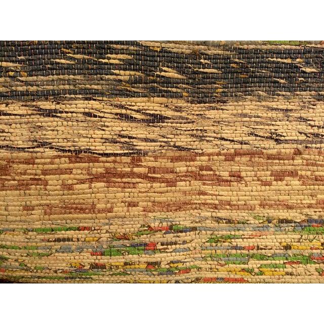 1950s Vintage Turkish Flat-Weave Kilim Rug - 2′6″ × 4′8″ For Sale In Chicago - Image 6 of 9