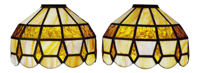 Tiffany Style Glass Lamp Shades