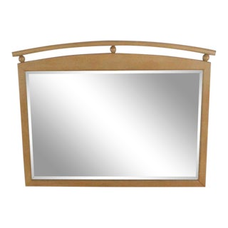 Ethan Allen Wall Arched Mirror For Sale