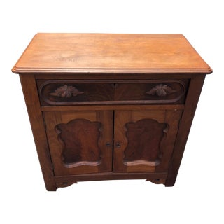 Early 20th Century Antique Walnut Drawer For Sale