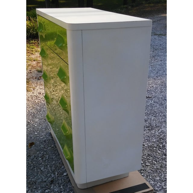 Wood Broyhill Premier Chapter One Tall Dresser For Sale - Image 7 of 9