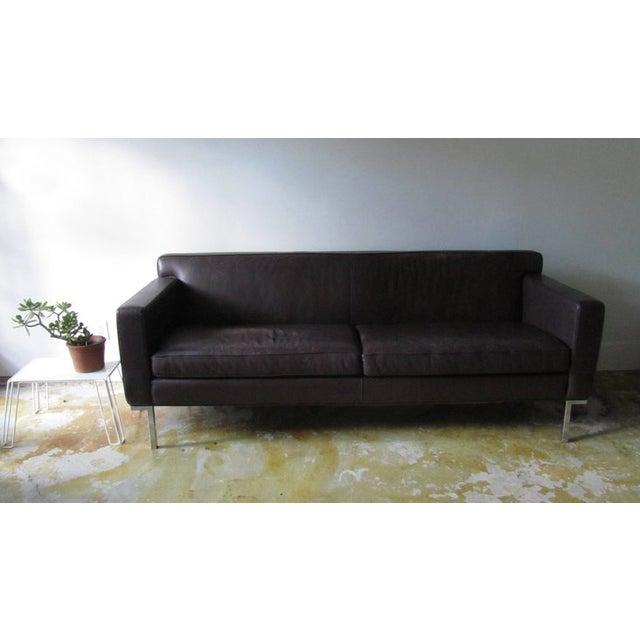 Design Within Reach Theatre Sofa - Image 2 of 5